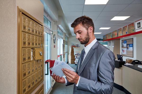 24/7 Mailbox Service Budapest az MBE által